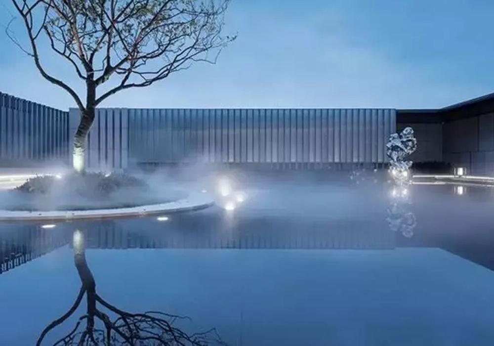 上海民宿设计公司关于庭院设计的总结