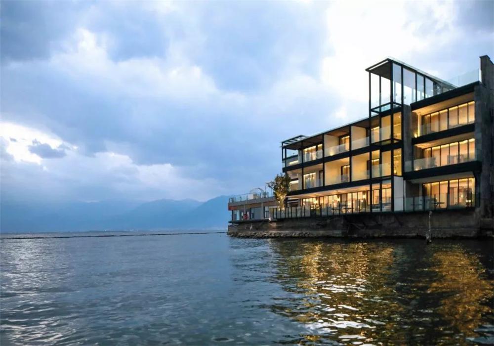 民宿设计案例分析之建筑设计篇:通过完美设计放大自然优势