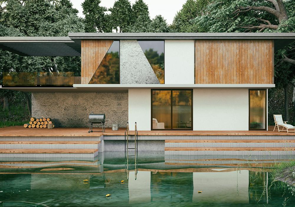 """一个关于建筑设计案例""""日光行旅""""的设计故事"""