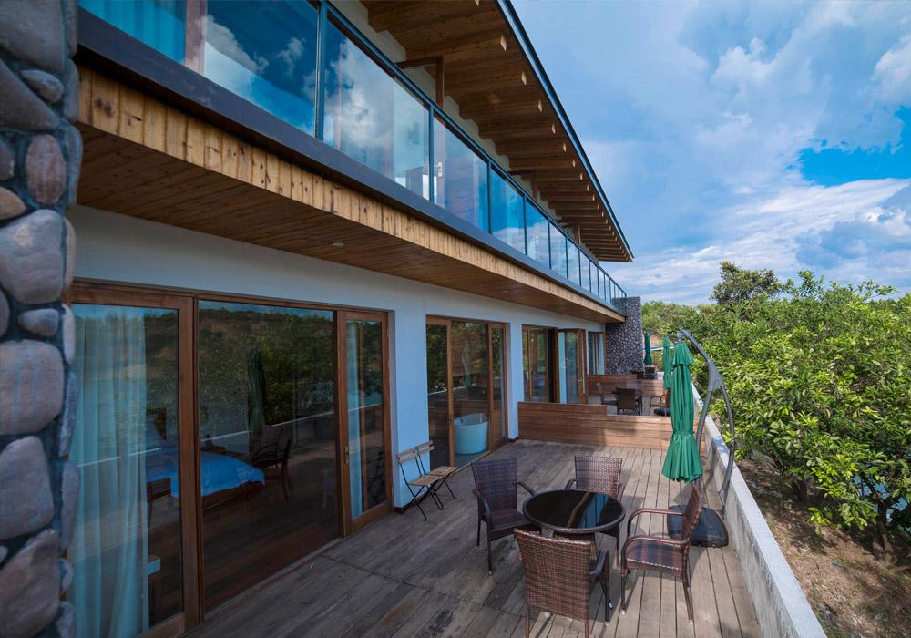特色民宿如何设计?利用自然建筑法吸引客户