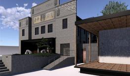 诸佛庵镇电影院老建筑改造设计|一个历史场所的传承与重生